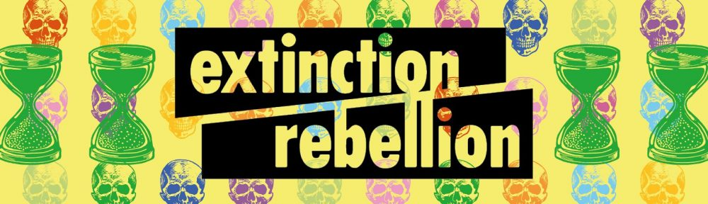 Extinction Rebellion Poitiers